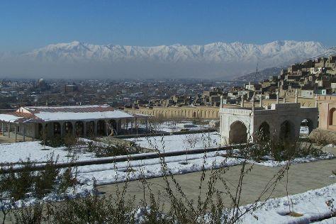 Bagh-e Babur, Kabul Province, Afghanistan