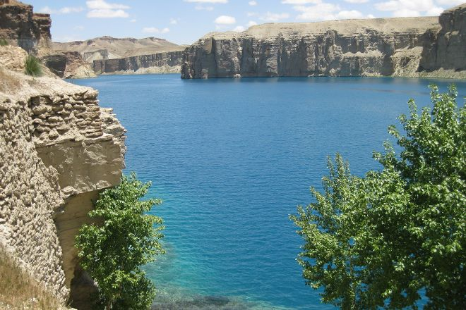 Band-e-Amir National Park, Bamyan, Afghanistan