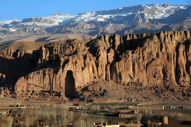 Cultural Landscape and Archaeological Remains of the Bamiyan Valley, Bamyan, Afghanistan