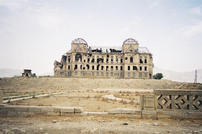 Darul Aman Palace, Kabul, Afghanistan