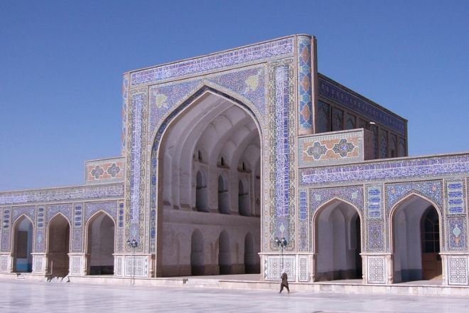 Friday Mosque, Herat, Afghanistan