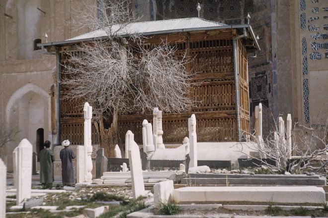 Khwaja Abd Allah Ansari Shrine, Herat, Afghanistan