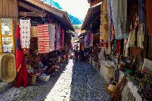 Old Bazaar (Pazari i Vjeter), Kruje, Albania