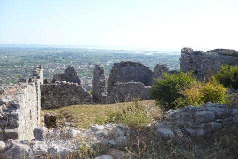 Lezhe Castle, Lezhe, Albania