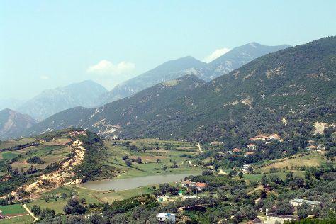 Dajti, Albania