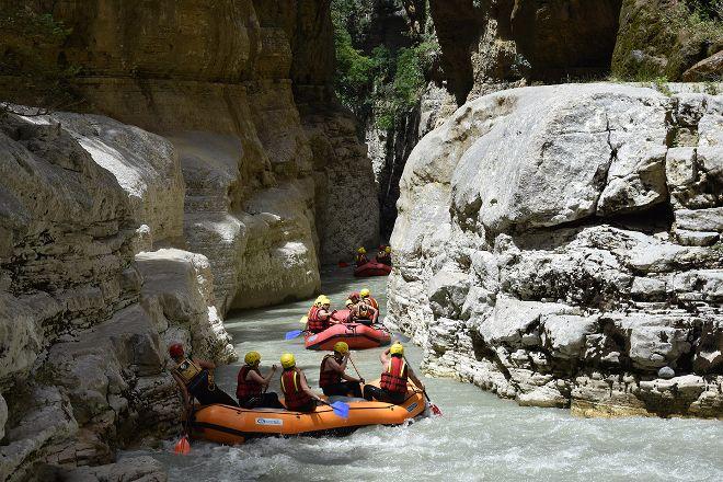 Albania Rafting Group, Berat, Albania