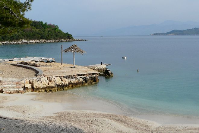 Bora Bora Beach, Ksamil, Albania