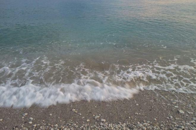 Borsh Beach, Borsh, Albania