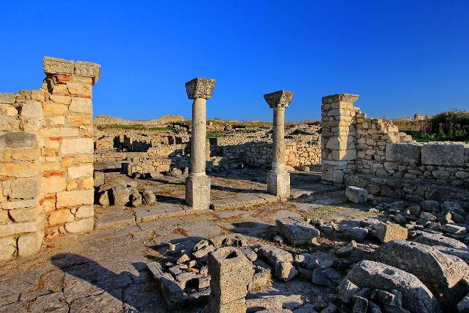 Byllis Archaeological Park, Fier County, Albania