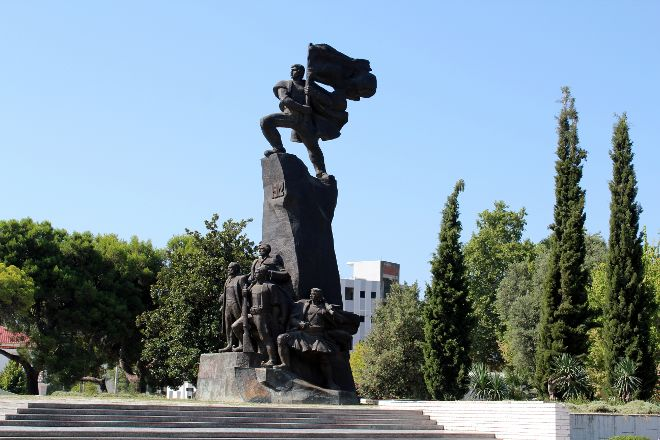Independence Monument, Vlore, Albania