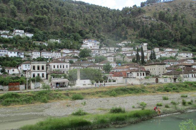 Quarter Of Gorica, Berat, Albania