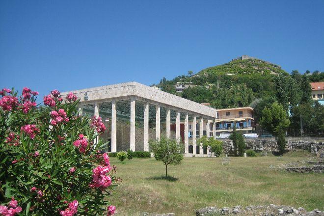 Skenderbeg Tomb, Lezhe, Albania