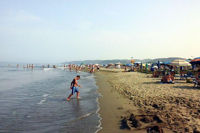 Spille Beach, Spille, Albania