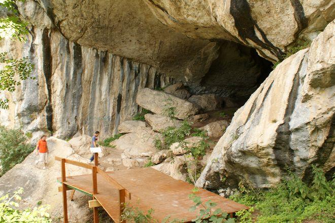 The Cave of Pellumbas, Pellumbas, Albania