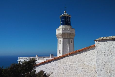 Cap Ivi Lighthouse, Mostaganem, Algeria