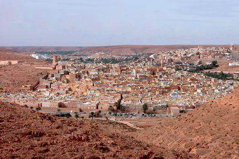 M'Zab Valley, Ghardaia Province, Algeria