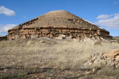 Mausoleo Real Numida de Medracen, Boumia, Algeria
