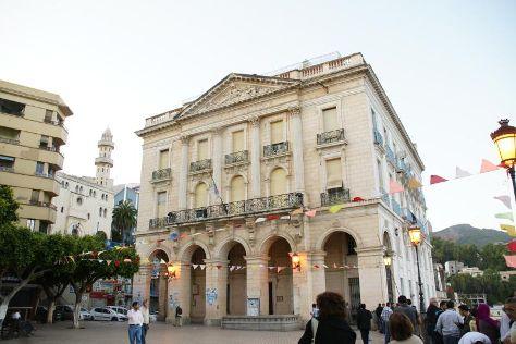 Place du 1er Novembre 1954, Bejaia, Algeria