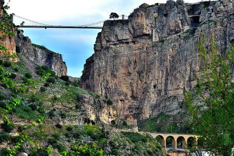 Pont Sidi M'Cid, Constantine, Algeria