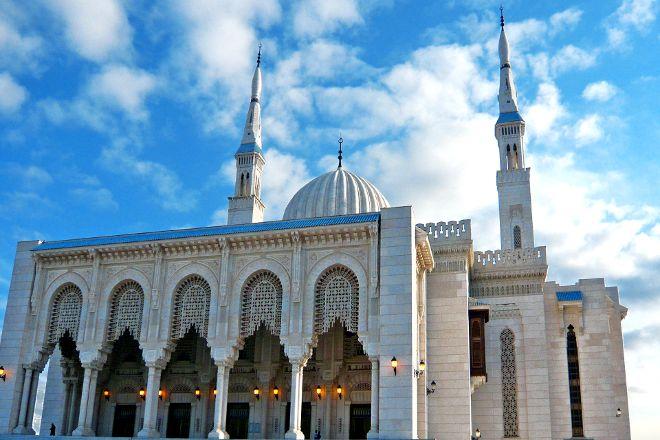 Emir Abdelkader Mosquee, Constantine, Algeria