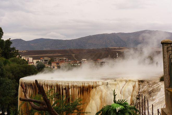 Hammam Debagh Hot Springs, Guelma, Algeria