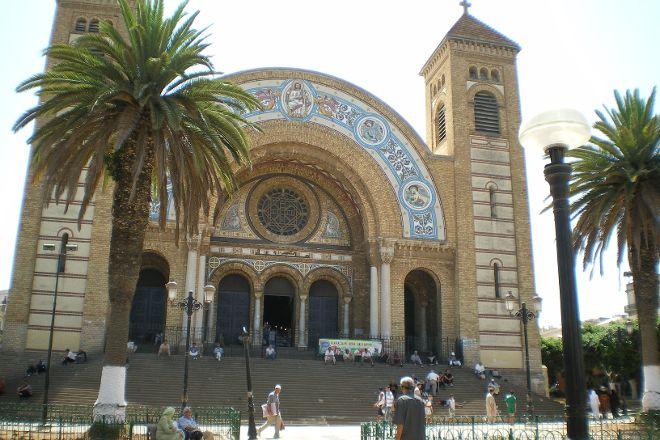 La Cathedrale du Sacre Coeur, Oran, Algeria