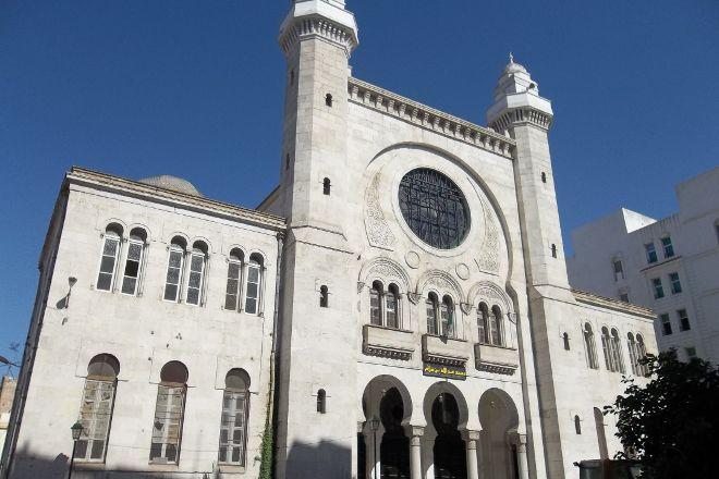 La Grande Synagogue d'Oran, Oran, Algeria