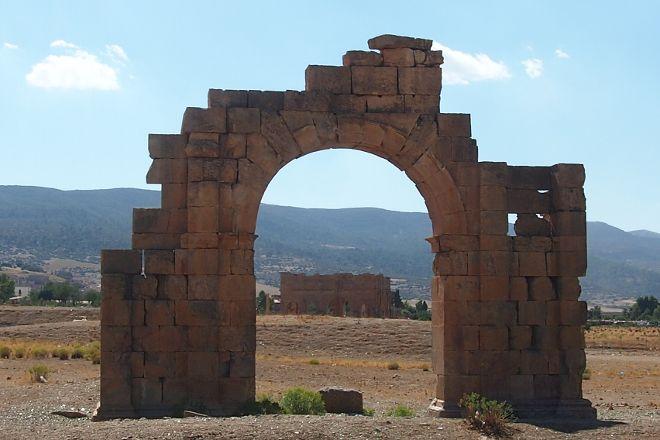 Lambaesis Ruins, Batna, Algeria
