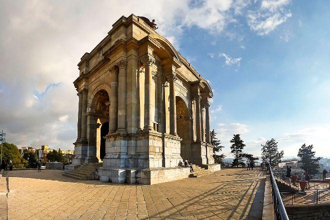 Monument Aux Morts, Constantine, Algeria