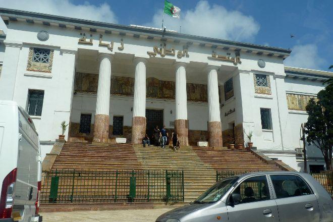 Musee Ahmed Zabana, Oran, Algeria