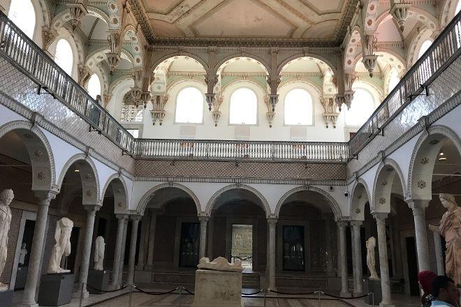 Musee National du Bardo, Algiers, Algeria