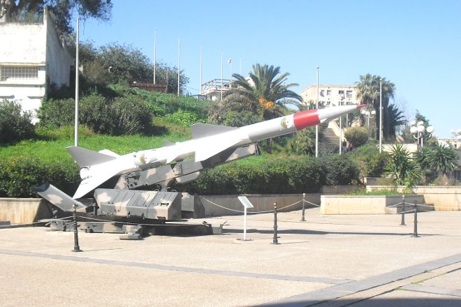 Musem de l'Armee, Algiers, Algeria