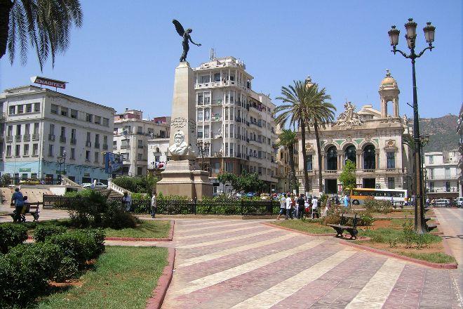 Place du 1er Novembre, Oran, Algeria