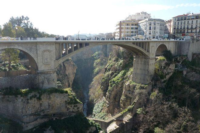 Pont d'El-Kantara, Constantine, Algeria