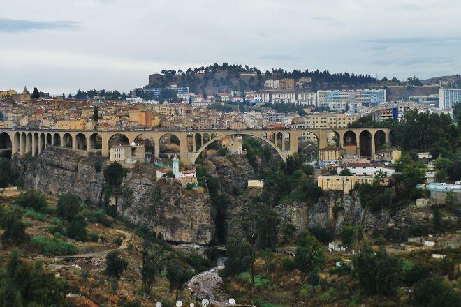 Pont Sidi Rached, Constantine, Algeria