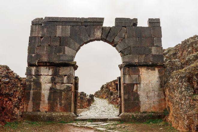 Tiddis Roman Ruins, Constantine, Algeria