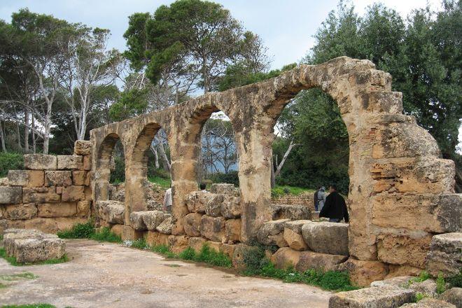 Tipasa Archaeological Park, Tipasa, Algeria