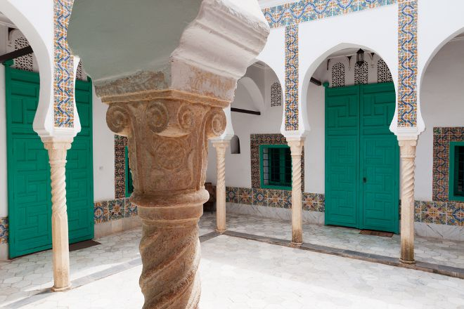 Villa Abd-el-Tif, Algiers, Algeria