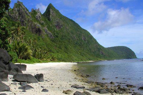 National Park of American Samoa, Pago Pago, American Samoa