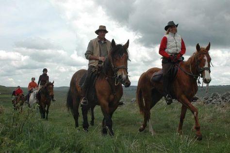 L'Aldosa Horse Center & Trails, L'aldosa, Andorra