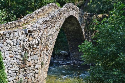 Pont de la Margineda, La Margineda, Andorra