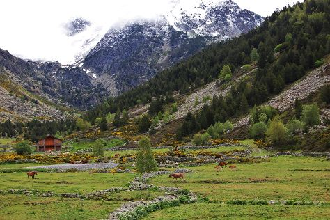 Valle de Incles, Incles, Andorra