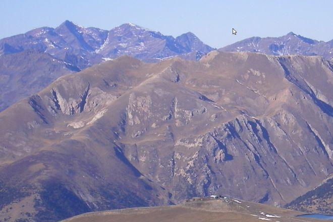 Casamanya Peak Trail, Ordino, Andorra