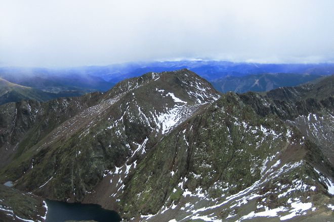 Comapedrosa Highlands Trail, Arinsal, Andorra