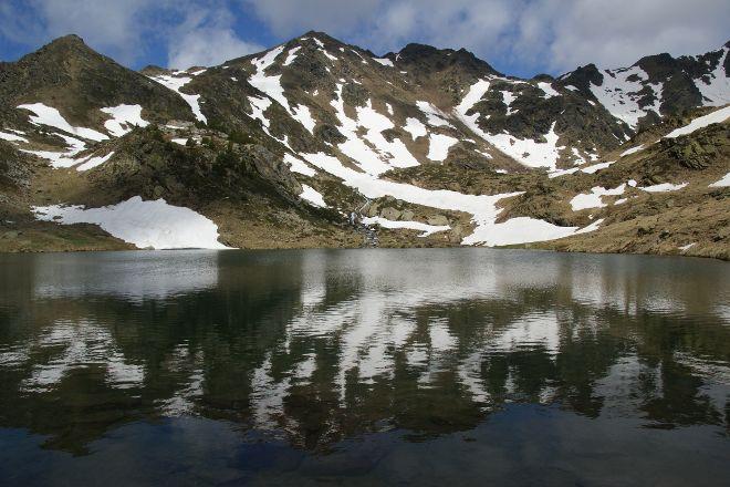 Lagos de Tristania, El Serrat, Andorra