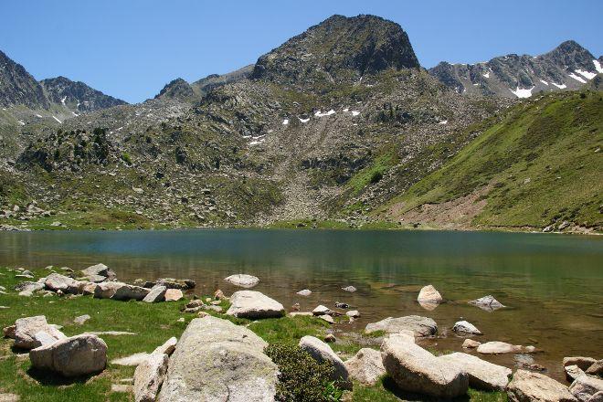 Les Abelletes Lake Trail, Pas de la Casa, Andorra