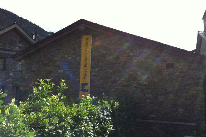Museu Postal, Ordino, Andorra