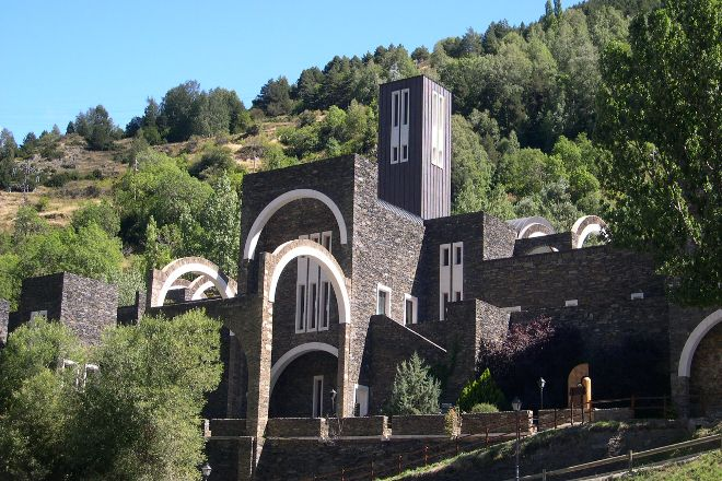 Santuario de Meritxell, Meritxell, Andorra
