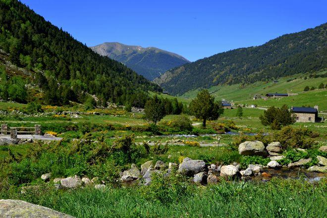 Sorteny Nature Reserve, Ordino, Andorra