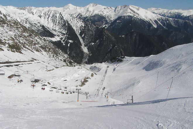 Vallnord Pal-Arinsal, Arinsal, Andorra